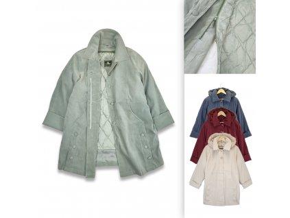 Dámský kabát Boway