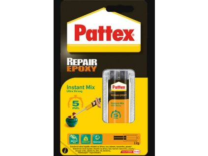 vyr 832pattex repair epoxy instant mix 5 min