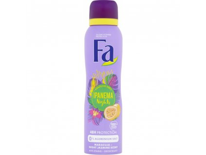835143 fa brazilian vibes ipanema nights deo sprej 150ml