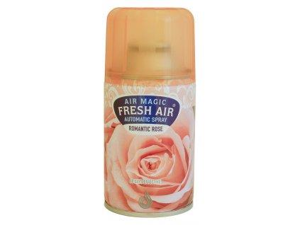 Osvěžovač vzduchu Fresh air 260 ml/ romantic rose