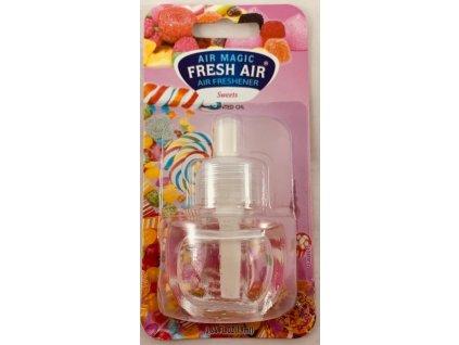 Fresh Air Electric náplň 19ml - Sweets