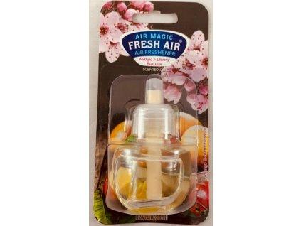 Fresh Air Electric náplň 19ml - Mango a třešňový květ