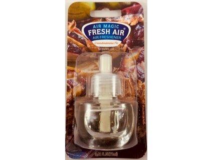Fresh Air Electric náplň 19ml - Ovocný koláč