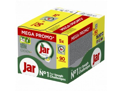 Jar kapsle Platinum Yellow Box 90 ks