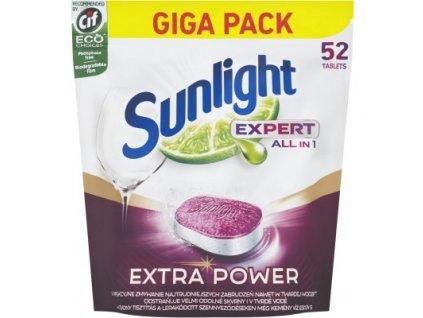 750210 sunlight expert all in 1 regular tablety do mycky 52 ks