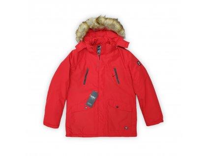 Pánská zimní bunda FST Red