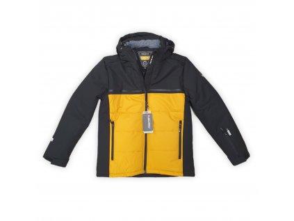 Pánská zimní bunda FST Black