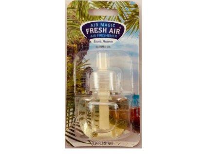 Fresh Air Electric náplň 19ml - Exotický ráj