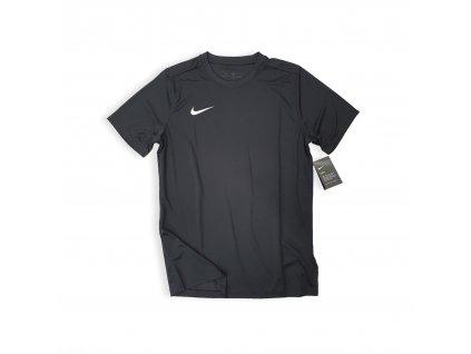 Tričko NIKE černé