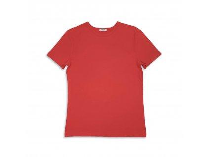 Unisex tričko červené