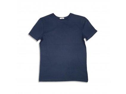 Unisex tričko tmavě modré