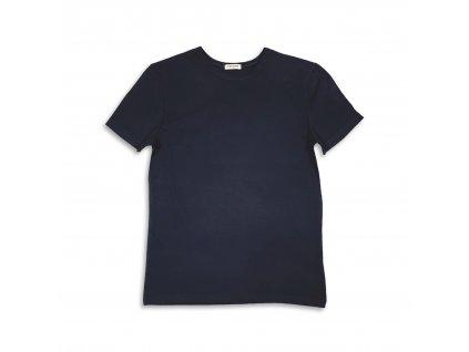 Unisex tričko černé