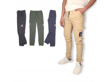 Cargo kalhoty TikTok unisex