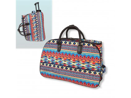 Cestovní taška na kolečkách ETNO