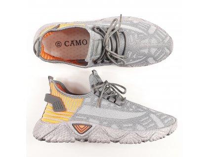 Pánské tenisky Grey 7046-3