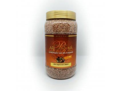 Sůl do koupele s Bio arganovým olejem BODY TIP 1200G