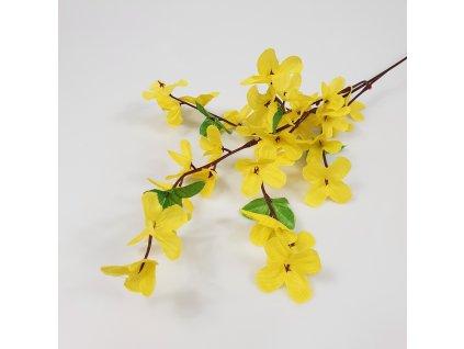 Zlatý déšť - umělá květina