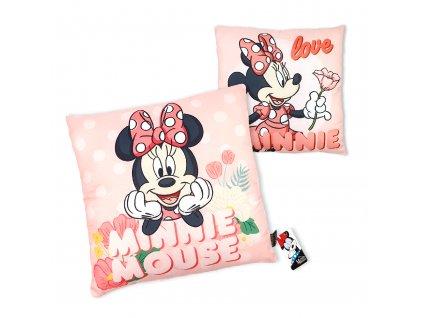 Polštářek Minnie love