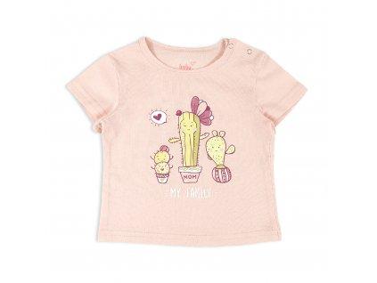 Dětské tričko Cactus family