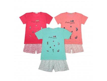 Dívčí pyžamo Sea Life