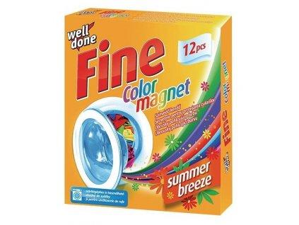 1web Fine ubrousky pohlcujici barvu s vuni 12ks