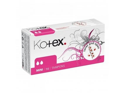 dhctampony kotex mini tampons 16ks 10611 1949911 1000x1000 fit