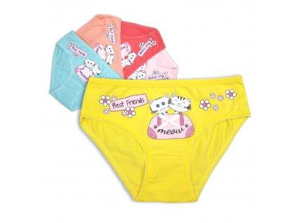 Dívčí kalhotky Meow