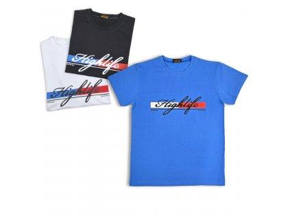 Pánské tričko Highlife
