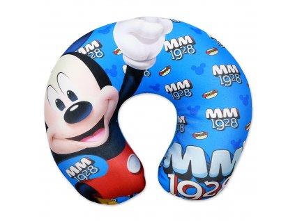 Cestovní polštářek Mickey Mouse