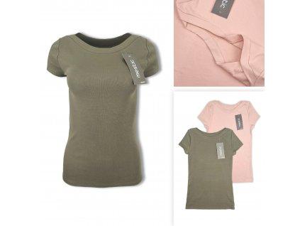 Dámské tričko Khaki&Rose