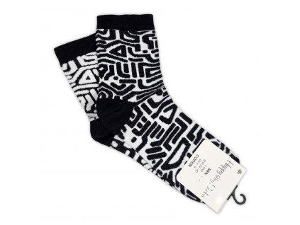 Veselé ponožky HDS vzor č.1 (každá jiná)