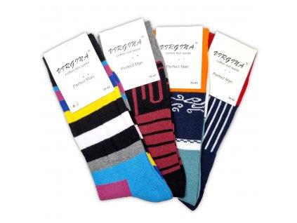 Veselé ponožky VIRGINA mix