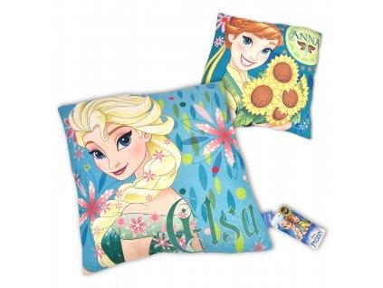 Polštářek Anna&Elsa Frozen