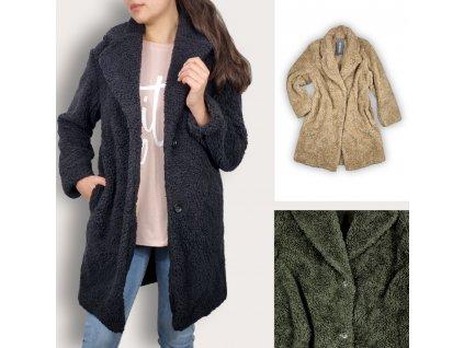 Dámský kvalitní kabát - AKCE