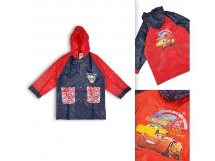 Dětská pláštěnka Blesk McQueen Cars
