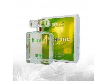 FENZI CHARME NATUREL FRESH CITRUS EDP Dámská parfémová voda citrusová 100ml