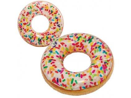 Nafukovací kruh - donut INTEX