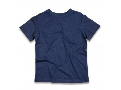Dětské tričko tmavě modré