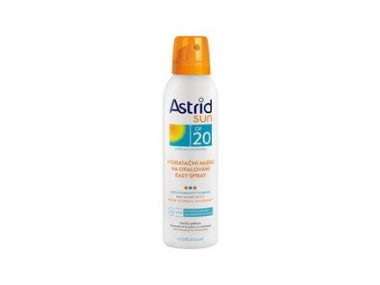 815120 astrid sun mleko easy spray f20 150ml