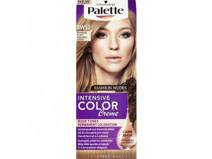 Schwarzkopf Palette Intensive Color Creme, barva na vlasy, BW10 pudrově plavá, 50 ml