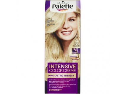 869984 schwarzkopf palette intensive color creme barva na vlasy extra svetla blond 10 0