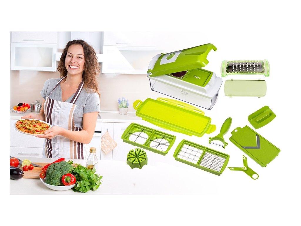 AKCE - Multifunkční kráječ zeleniny