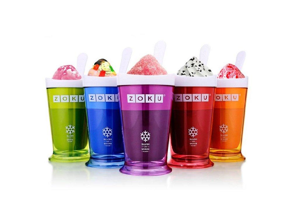 Výrobník ledových nápojů, tříště a zmrzliny ZOKU