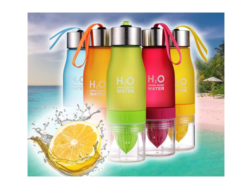 h2o lahev s odstavnovacem
