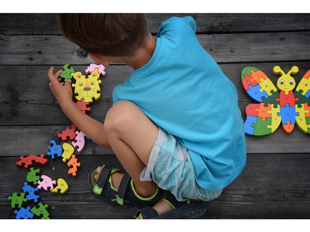 puzzle v akci