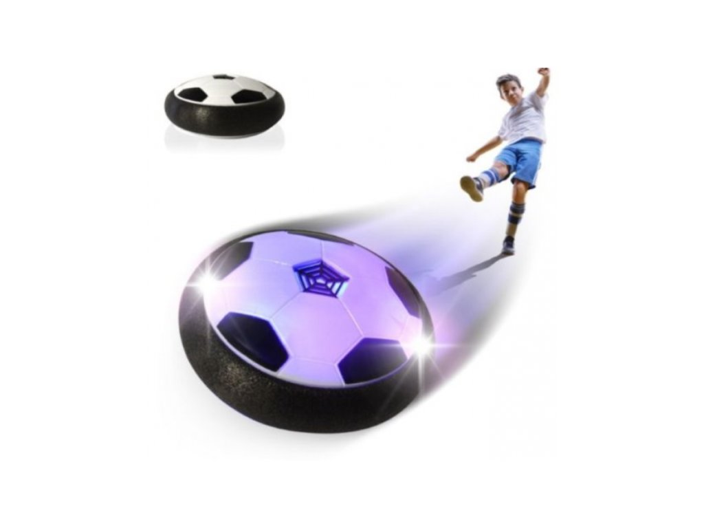 Air Disk Hover Ball - Chytrý fotbalový míč
