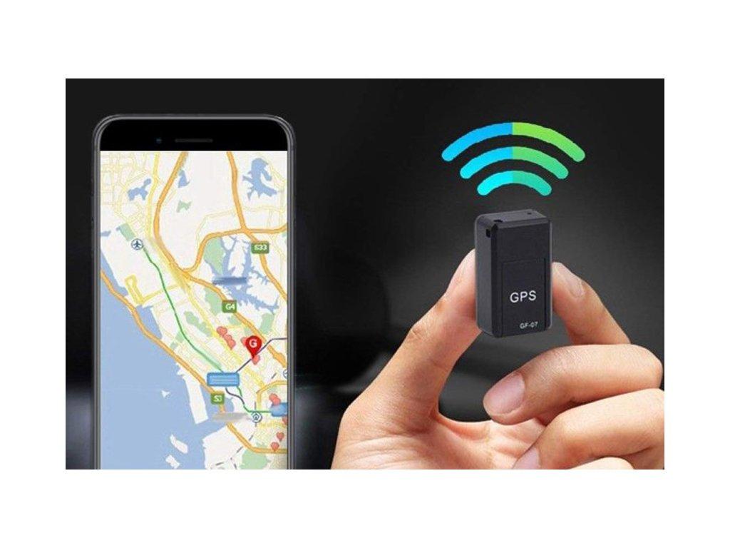GPS mini magnetický lokátor s funkcí odposlechu2