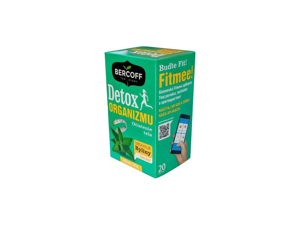 bercoff detox organismu bylinny caj