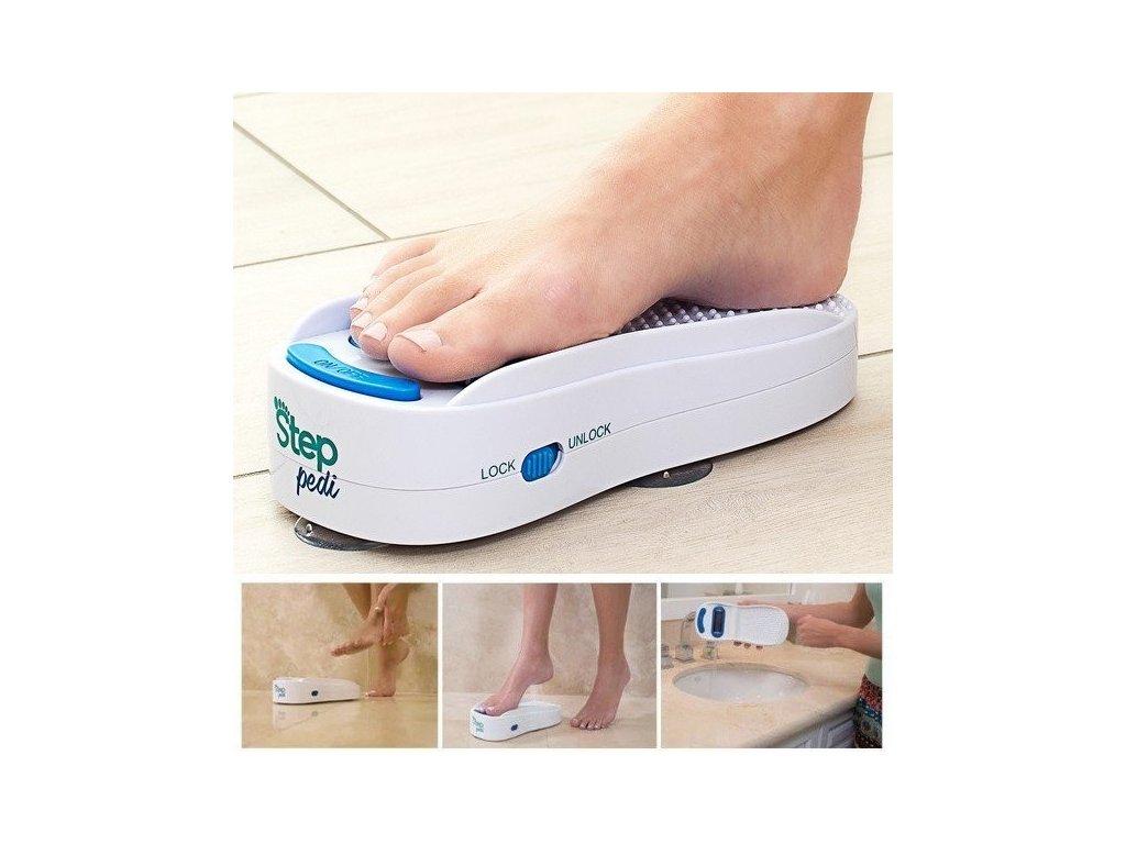 elektricky pilnik na chodidla pedi step
