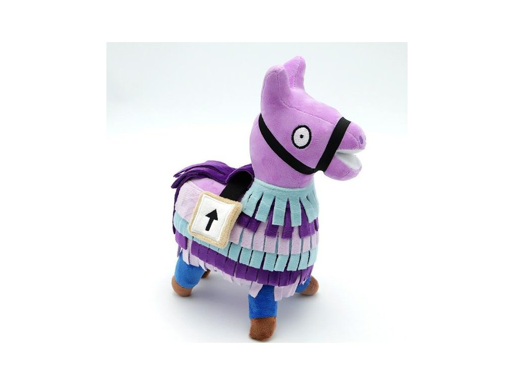 LLama plyšová z Fortnite Battle Royale 27 cm
